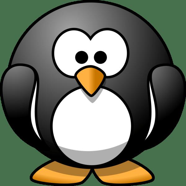 penguin clip art clipart panda