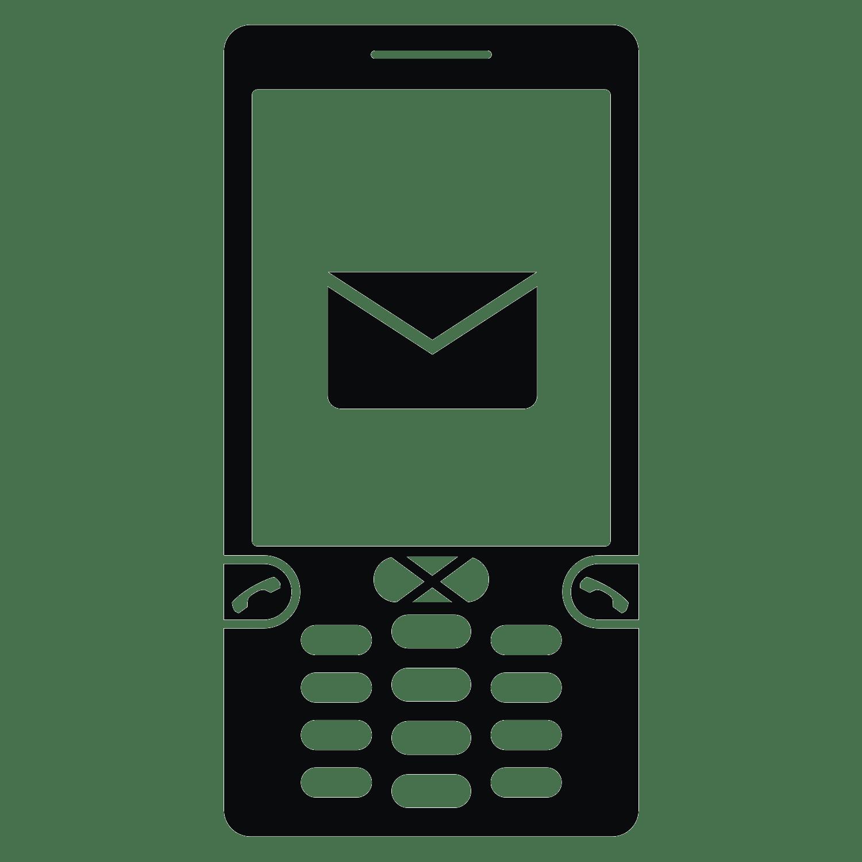 Phone Icon Vector Clipart Panda