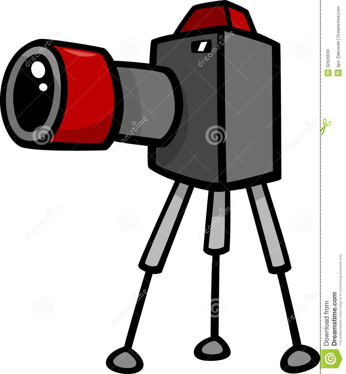 hight resolution of photography clip art