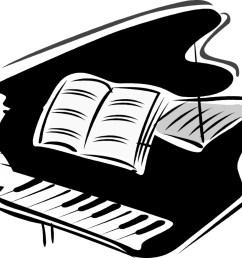 piano clip art [ 1024 x 1024 Pixel ]
