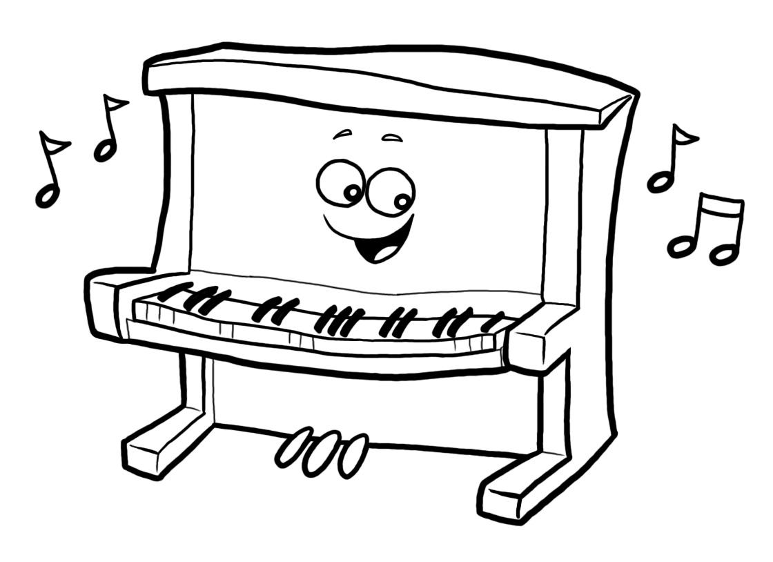 Piano Clip Art Free Download Clipart Panda