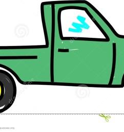 pickup truck clipart [ 1300 x 649 Pixel ]