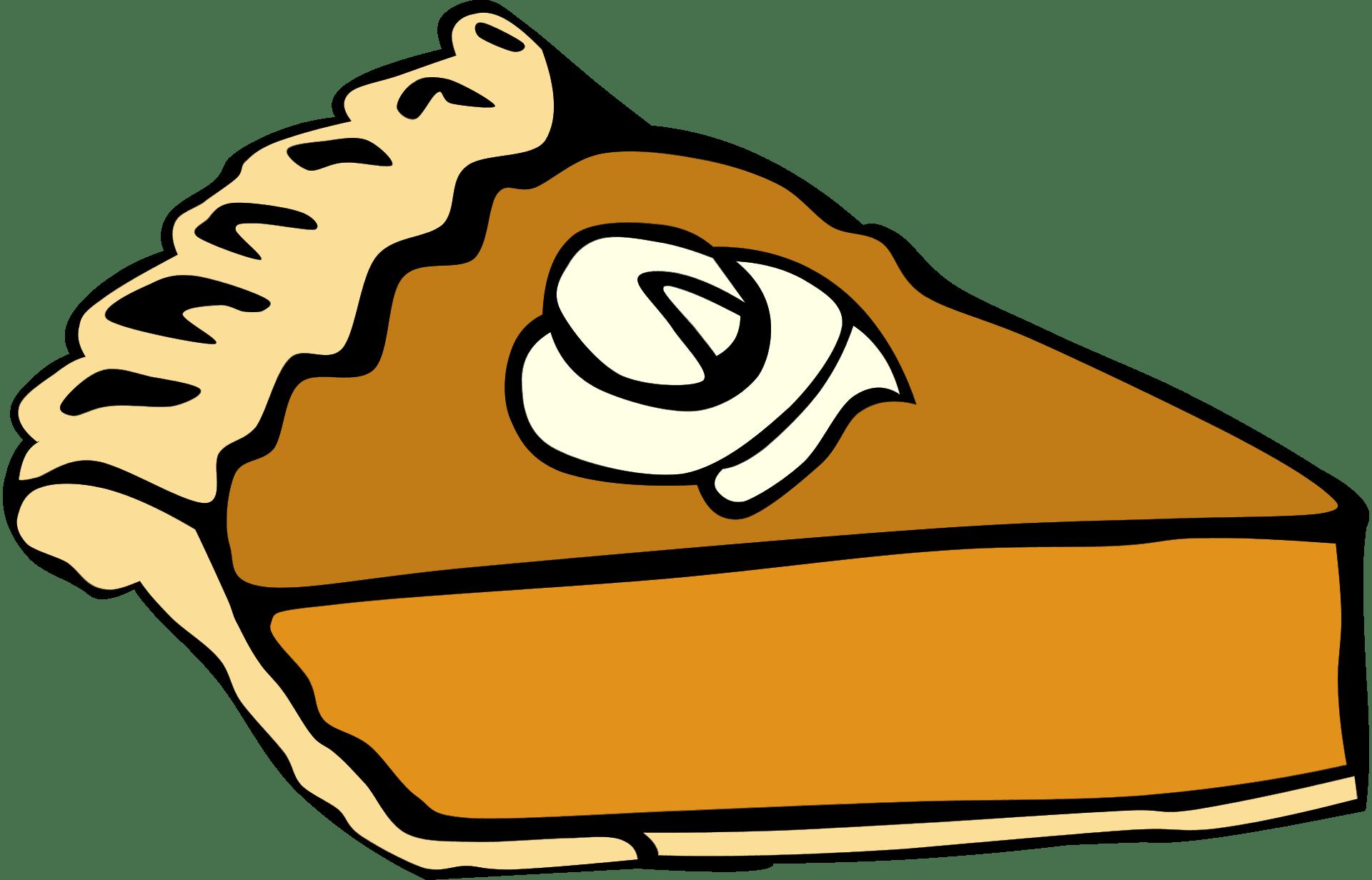 hight resolution of pie clip art