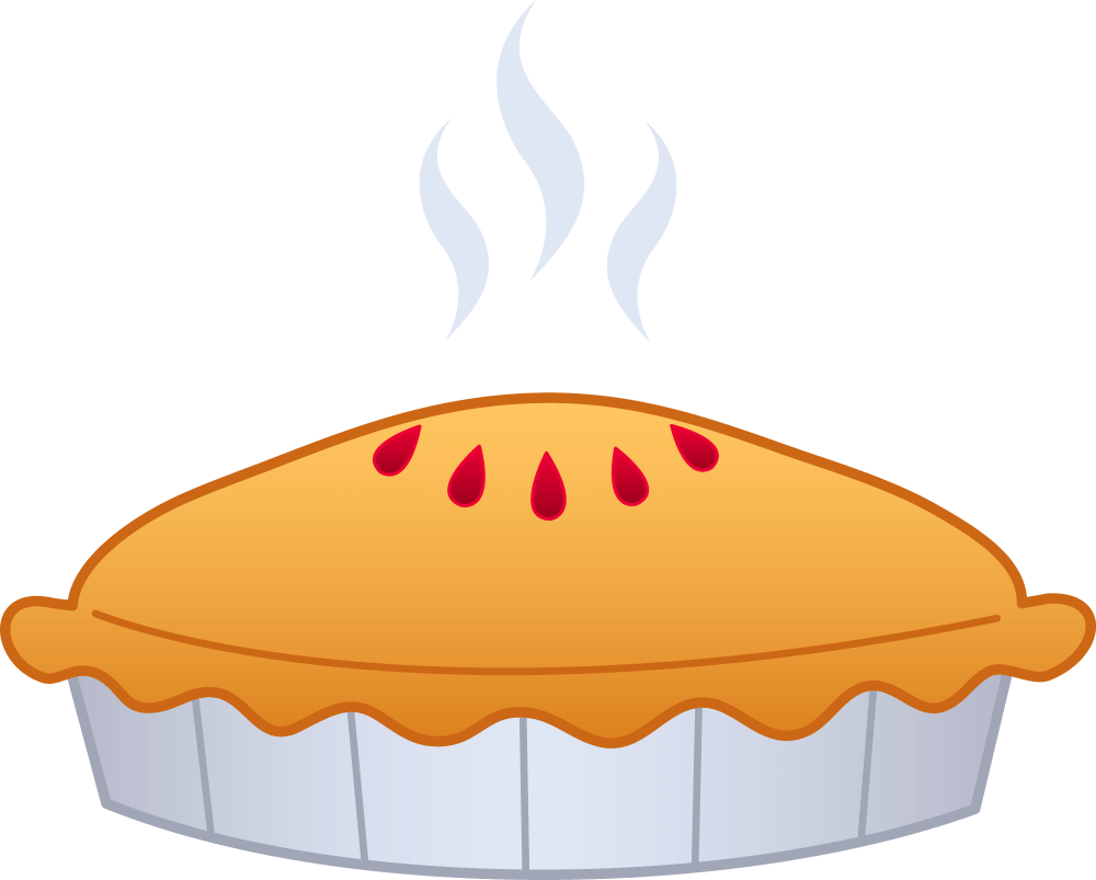 medium resolution of pie clip art