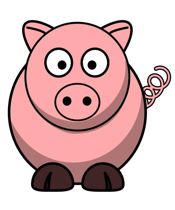 pig clip art microsoft clipart