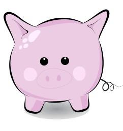 pigs clip art [ 3125 x 3125 Pixel ]