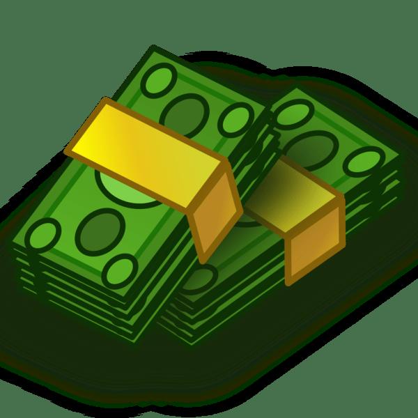 money sign clip art background
