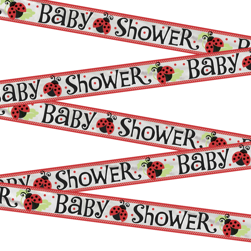 Lady Bug Baby Shower