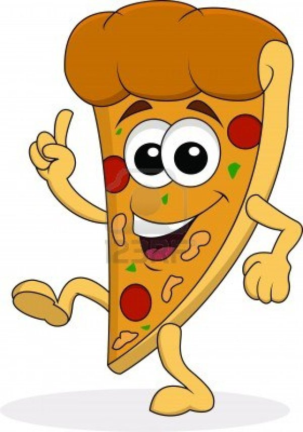 Pizza Cartoon Clipart Panda Free Clipart Images