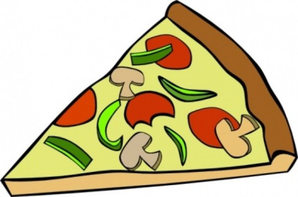 pizza slice clipart panda - free