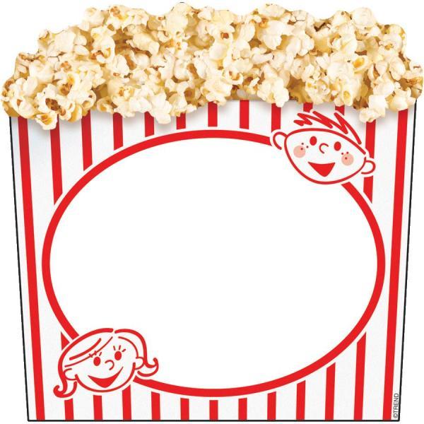 movie theater popcorn clipart