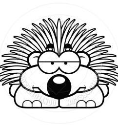 porcupine clip art [ 940 x 940 Pixel ]