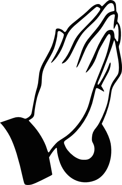 prayer clipart
