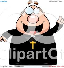 priest clipart [ 1080 x 1024 Pixel ]