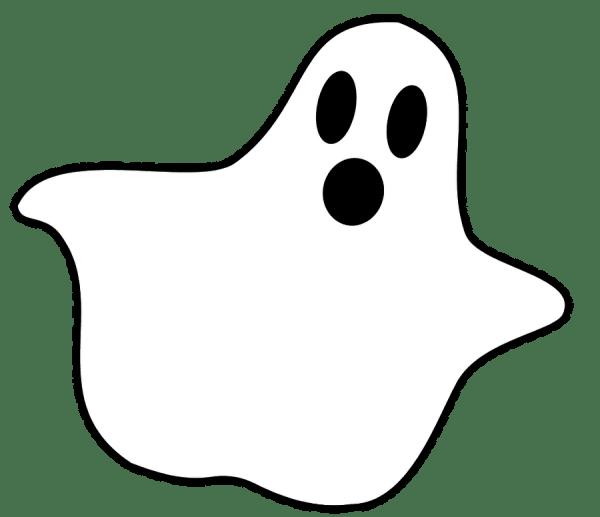 ghost clipart panda