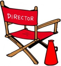 Director Chair Clipart