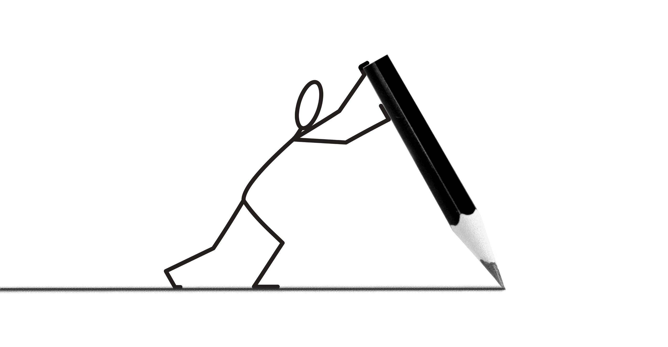 Pencil Writing Clip Art Clipart Panda