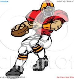 quarterback clipart [ 1080 x 1024 Pixel ]