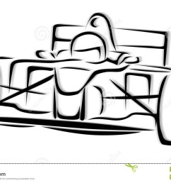 race car clipart black and white [ 1300 x 833 Pixel ]