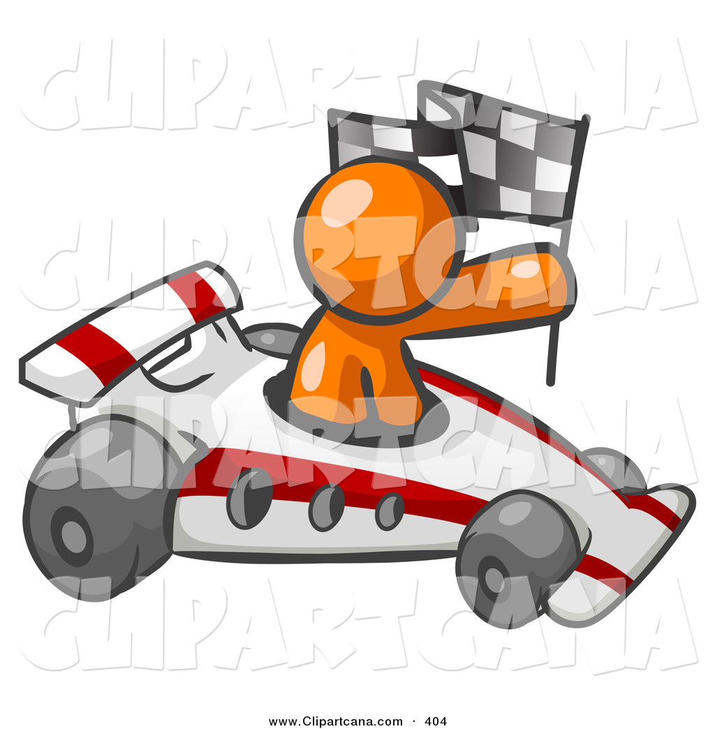 hight resolution of racer clipart