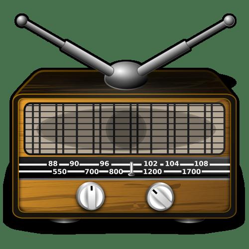 small resolution of radio clipart