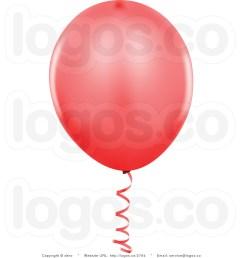 red balloon clipart [ 1024 x 1044 Pixel ]