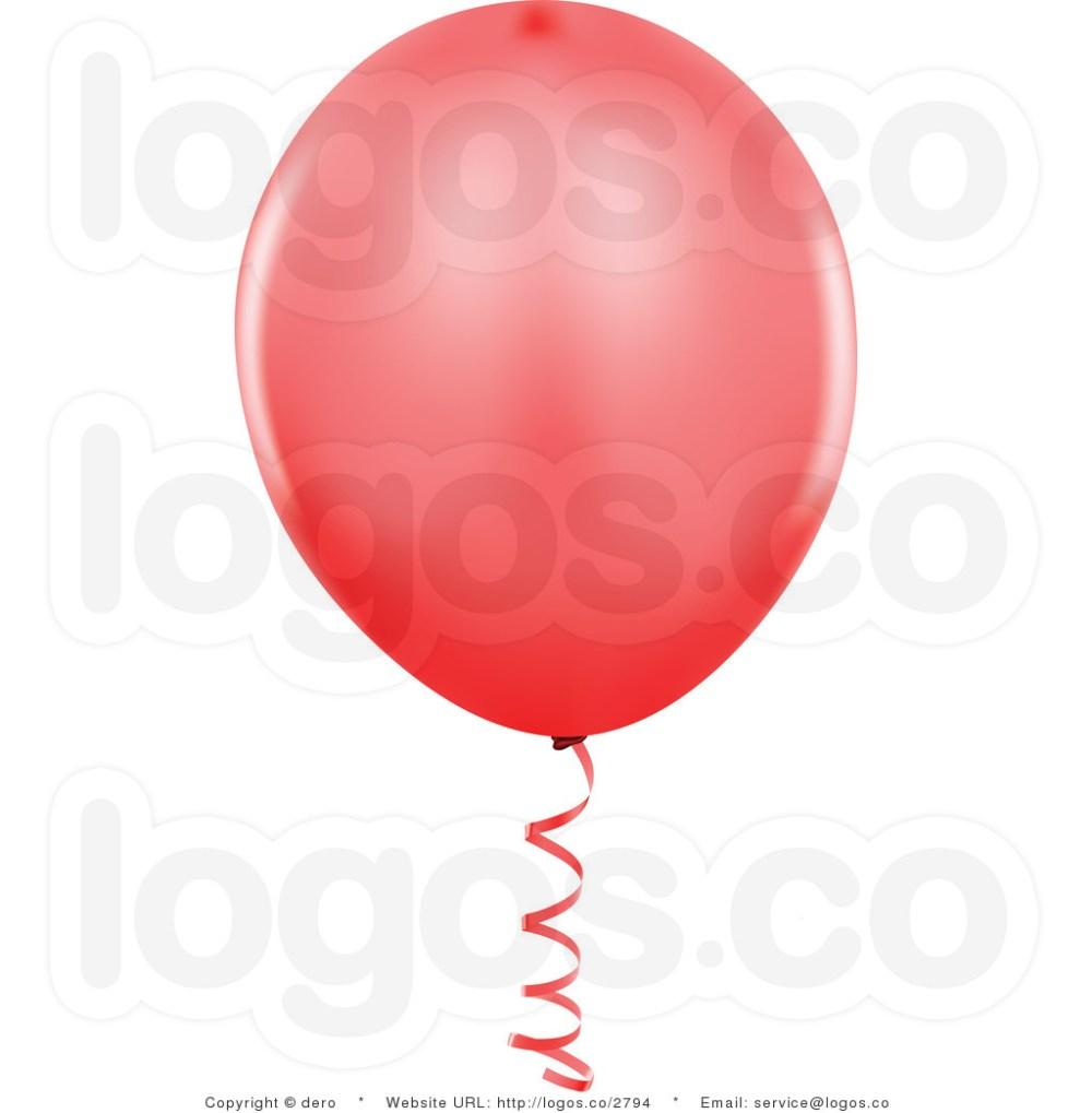 medium resolution of red balloon clipart