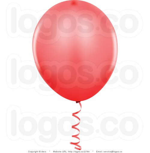 small resolution of red balloon clipart