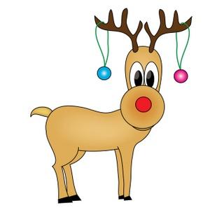 reindeer clip art free clipart