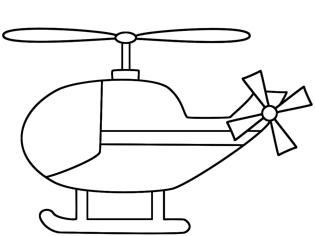 Rescue Helicopter Coloring Pages Clipart Panda Free Clipart Images