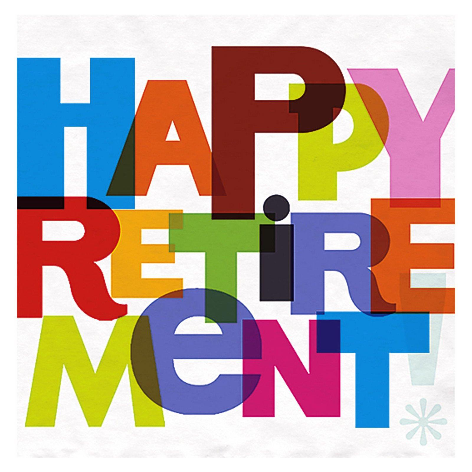 hight resolution of retirement clipart