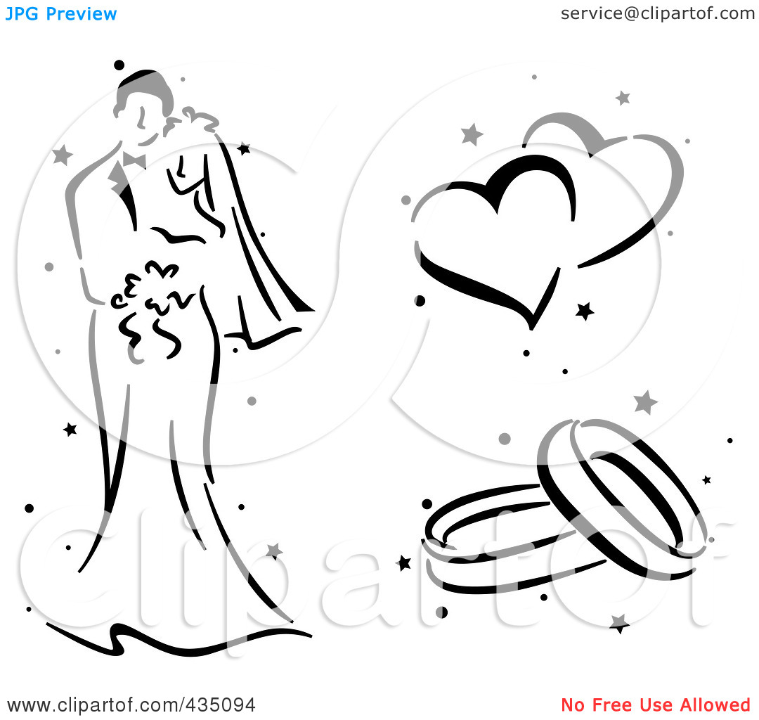 Wedding Band Clipart