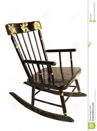 Antique Child s Rocking Chair | Clipart Panda - Free ...