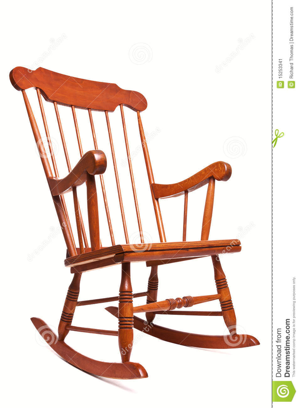 Rocking Chair Clipart Black And White  Clipart Panda