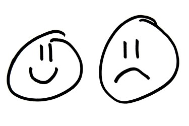 sad face clipart smiley clip happy domain