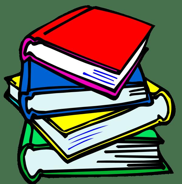 school books clipart panda