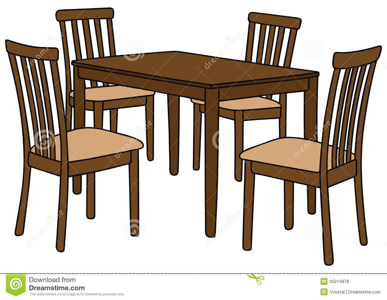 School Table And Chairs School Table Clipart Clipart Panda Free Clipart Images
