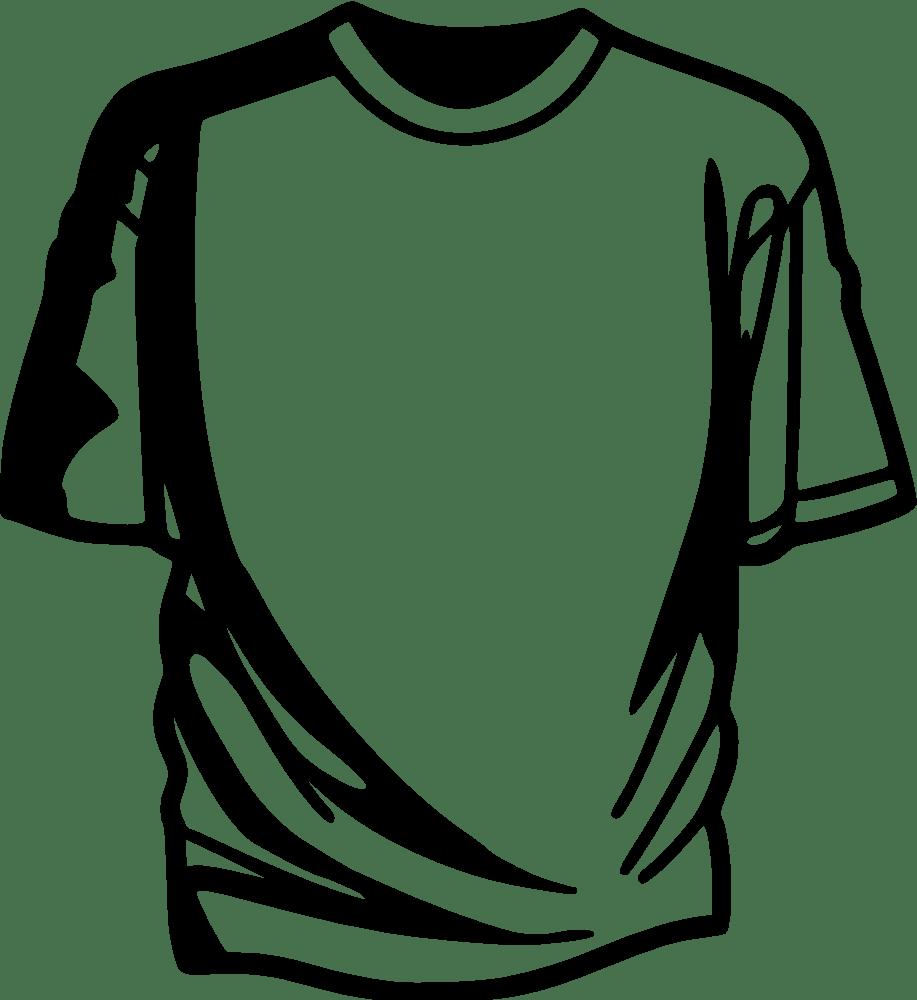 hight resolution of shirt clip art