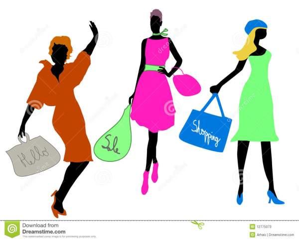 Fashion Show Clip Art Free