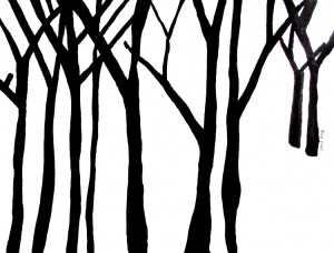 tree simple drawing easy abstract drawings painting trees panda clipart clipartpanda tall hideaway holiday poppies minimal clipartmag limbs architectures hol