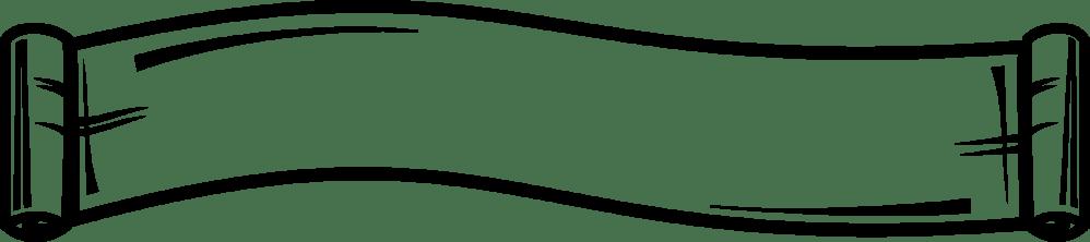 medium resolution of simple scroll clip art