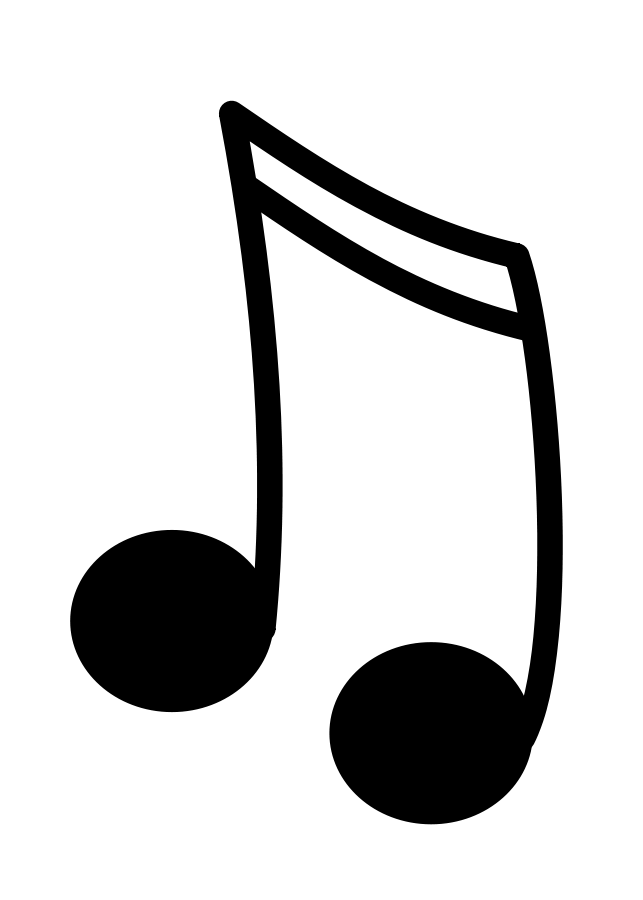 Image result for single music notes