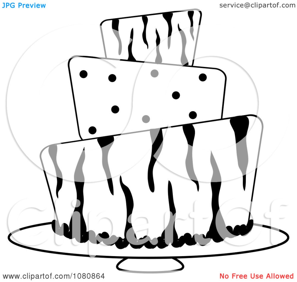 medium resolution of slice of cake clipart black and white