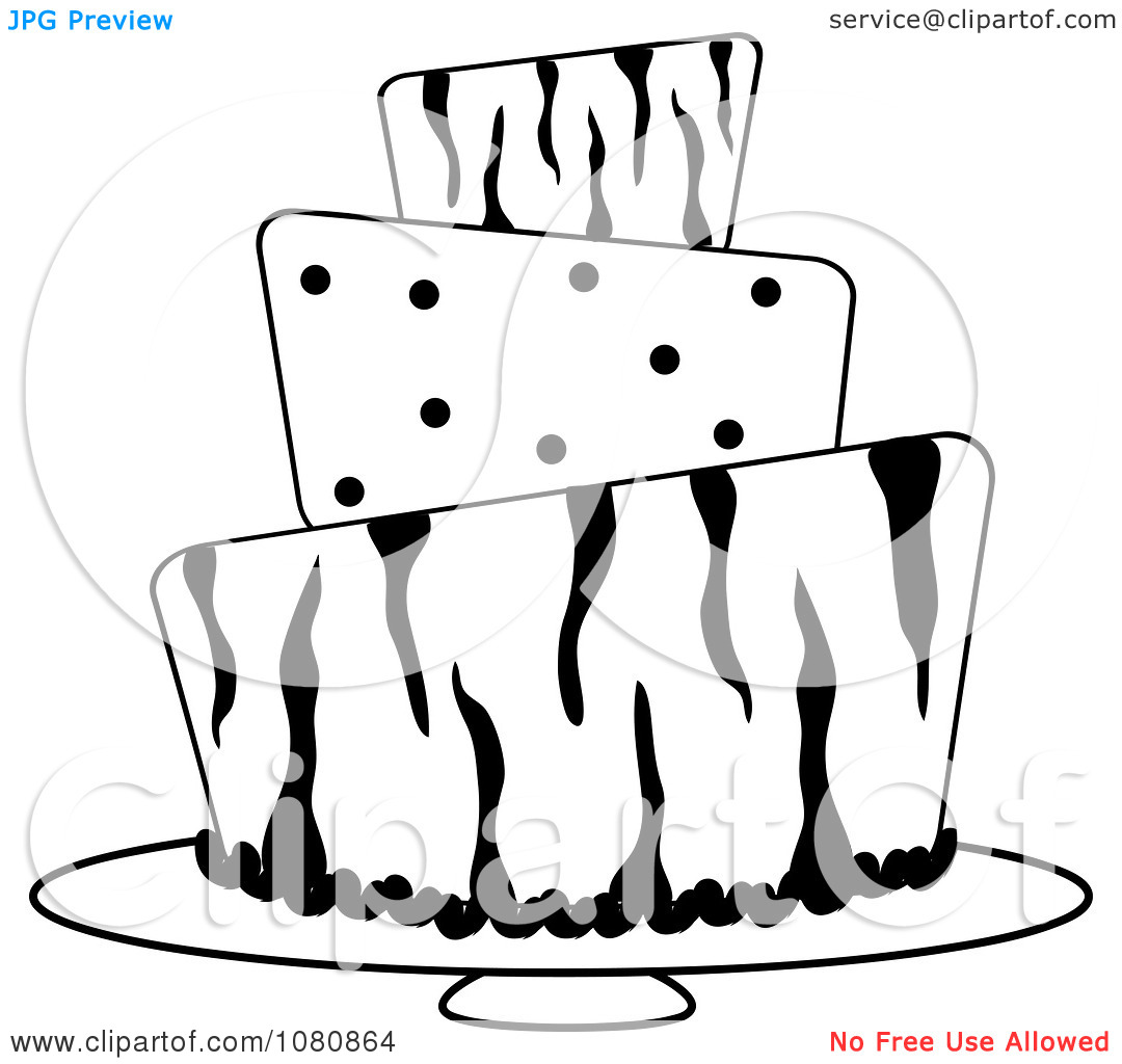 hight resolution of slice of cake clipart black and white