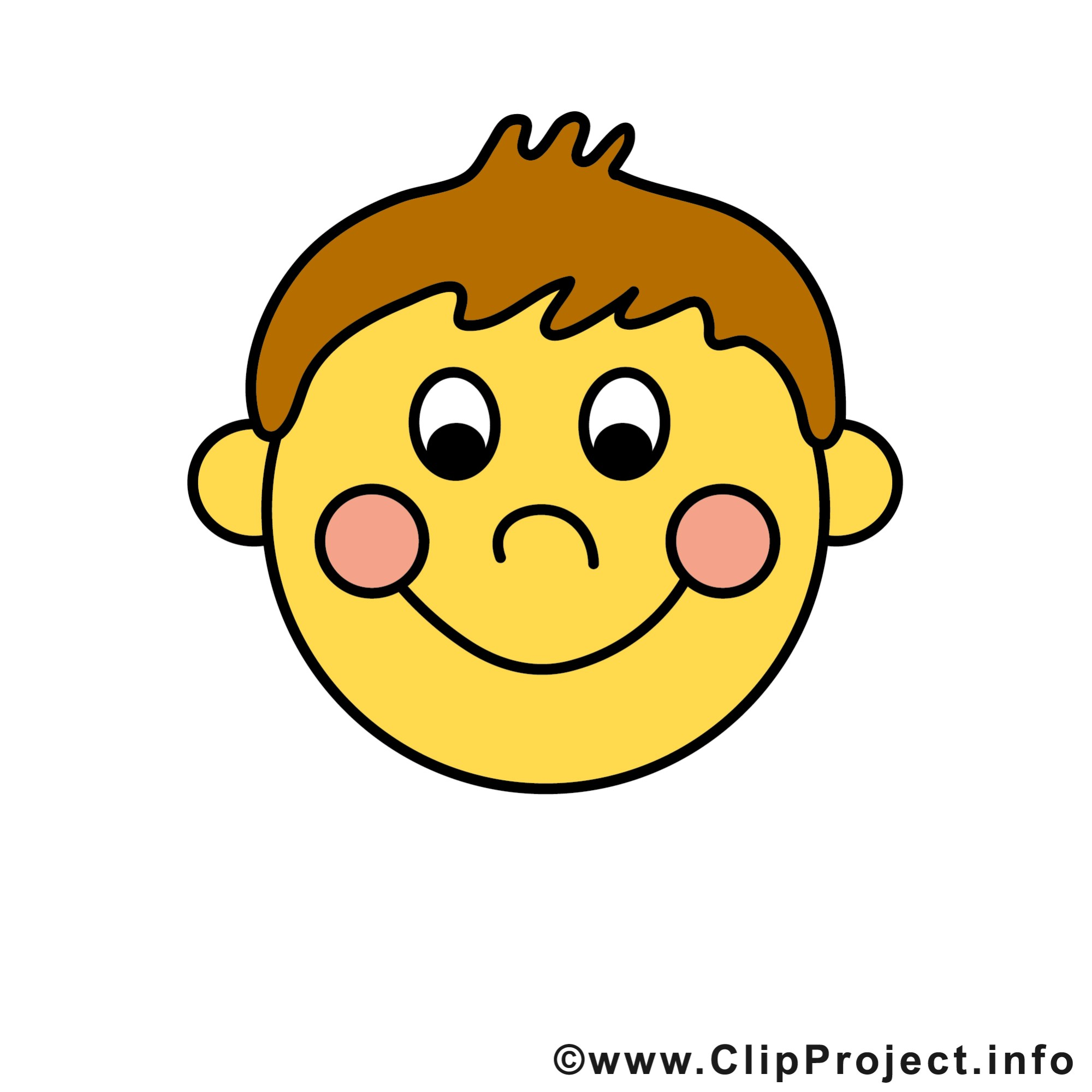 hight resolution of smile clipart