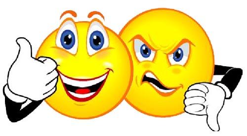 Sad Face Emoji Thumbs Down