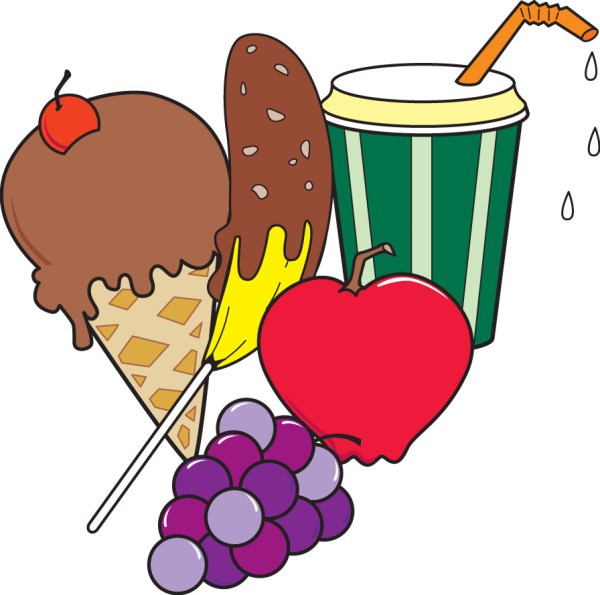 Snack Clip Art Cartoon