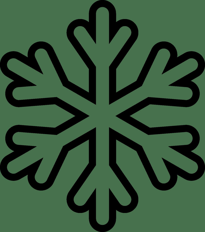 Snowflake Clipart Outline Clipart Panda