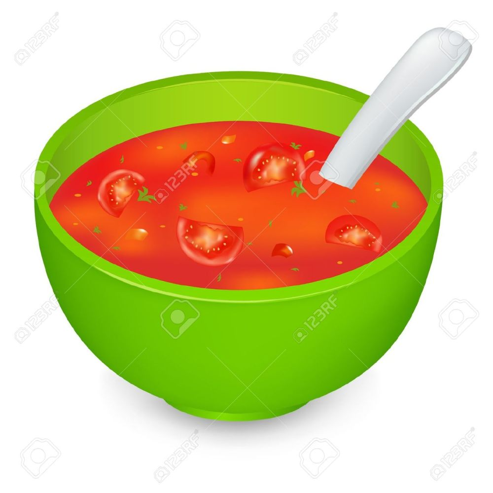 medium resolution of soup clipart