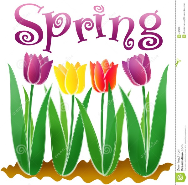 spring clip art free clipart